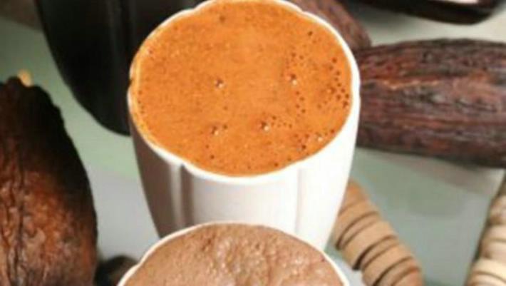 Le tascalate est la boisson traditionnelle du Soconusco. Elle est à base de maïs, cacao, roucou, pignon de pin et de cannelle.