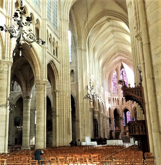 La cathédrale Saint-Gervais-et-Saint-Protais de Soissons est l'un des plus beaux exemples du gothique classique (Photo FC)