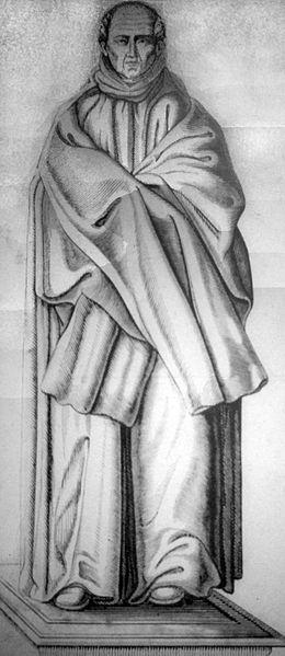 Le Bienheureux Jean de Montmirail fut un valeureux chevalier qui se fit moine à Longpont. Il était comte et Connétable de France. Il mourut dans cet abbaye le 29 septembre 1217. Son mausolée fut détruit à la Révolution.