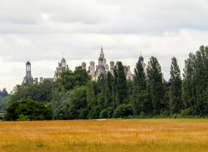 The Château de Chambord park is as vast as inner Paris. It is the largest enclosed park in Europe: 5,440 hectares surrounded by 32 kilometres of walls (Photo FC)