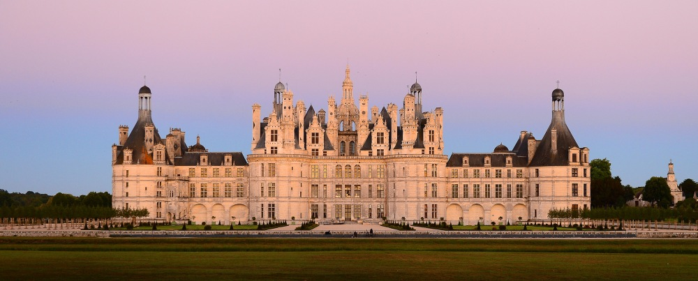 The most sumptuous of the Loire châteaux. Four enormous towers flank the grandiose symmetrical façade. Chambord has been on the UNESCO World Heritage list since 1981 and owned by the French government since 1932 © Léonard de Serres