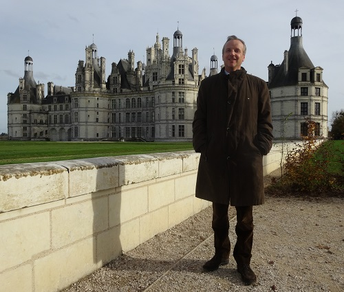 The public establishment of Chambord has been directed since January 2010 by Jean d'Haussonville (Photo Gary Lee Kraut)