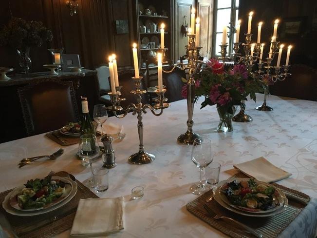 Mayenne Bourgon Salle à manger