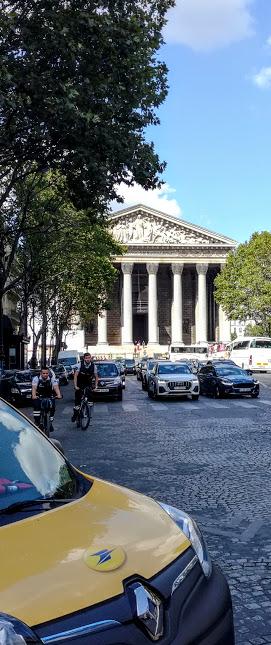 Eglise de la Madeleine, rue Royale (Photo FC)