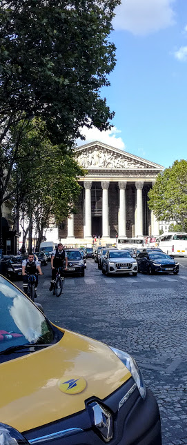 Eglise de la Madeleine, rue Royale (Photo FC)