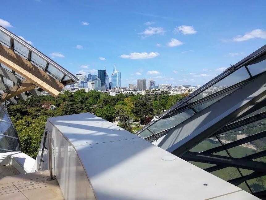 Paris summer times Louis Vuitton sur le toit (Photo FC)