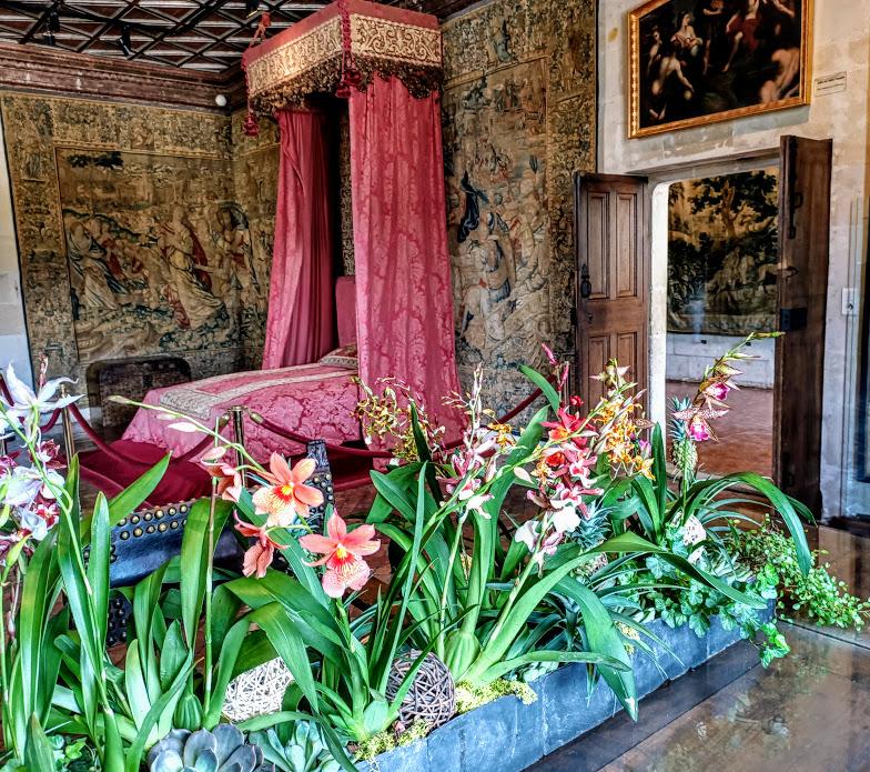 Chenonceau chambre des cinq reines (Photo FC)