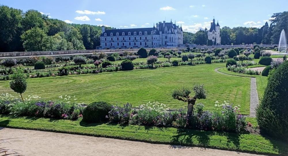 Chenonceau jardin de Diane (Photo FC)