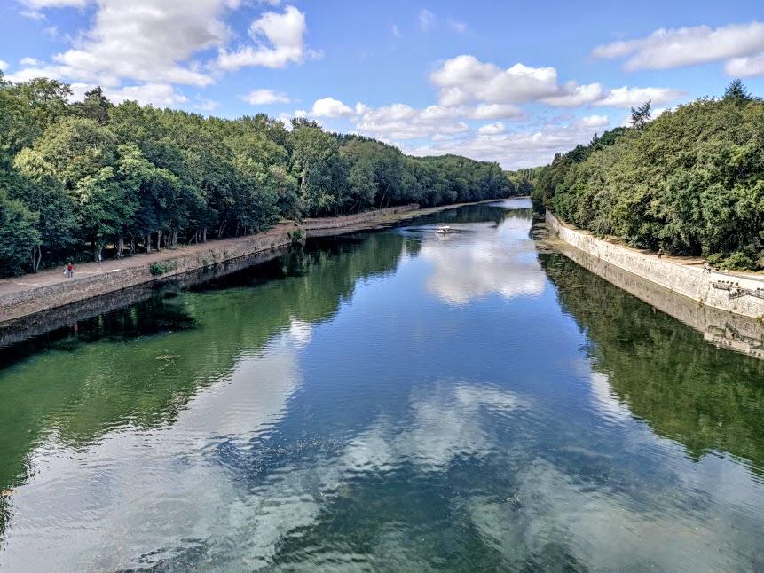 Chenonceau le Cher du château (Photo FC)