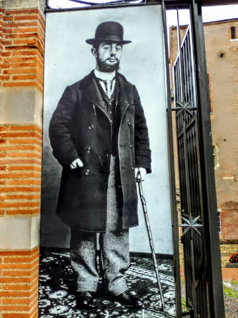 Today, Toulouse-Lautrec is one of the most popular (and expensive) French artists in the world. Albi had the chance to inherit the works that remained in his studio when he died in 1901 (Photo FC)